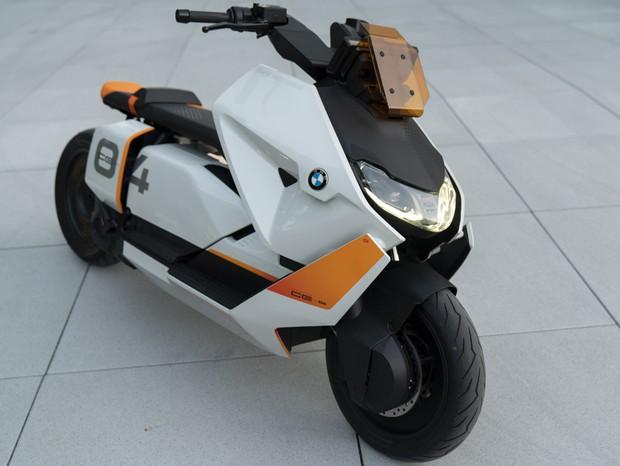 Scooter Elétrica Bmw